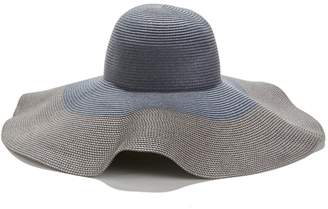 51ff3153db6232 La Redoute COLLECTIONS Wide Brim Floppy Hat