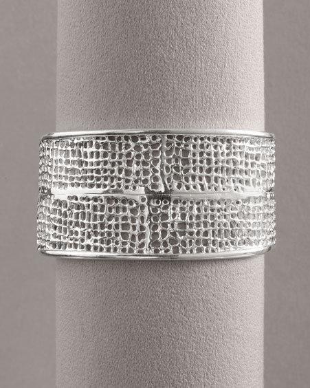 Joan Hornig Double-Cuff Bracelet