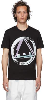 McQ Black Icon Sphere T-Shirt