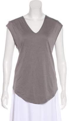 Helmut Lang Sleeveless T-shirt