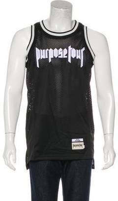 Barneys New York Barney's New York Purpose Tour Sleeveless T-Shirt w/ Tags