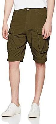 G Star Men's Rovic Loose 1/2 Shorts,31W