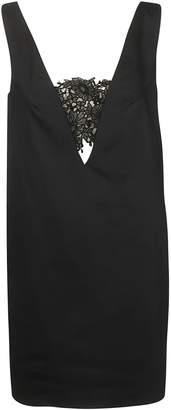 Dondup V-neck Sleeveless Dress