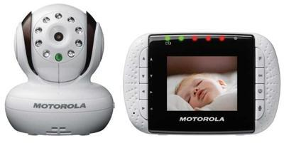 Motorola Digital Video Baby Monitor with 2.8 Inch Color LCD Screen