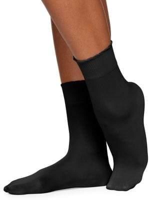 Berkshire Plus Microfiber Opaque Anklet Socks