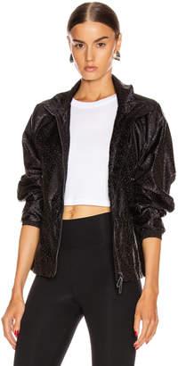 Burberry Nylon Jacket in Black | FWRD