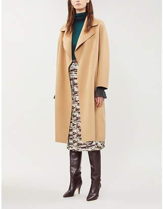 Max Mara S Aronare wool coat