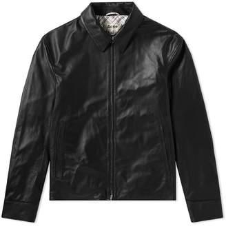 Acne Studios Lior Lambs Leather Jacket