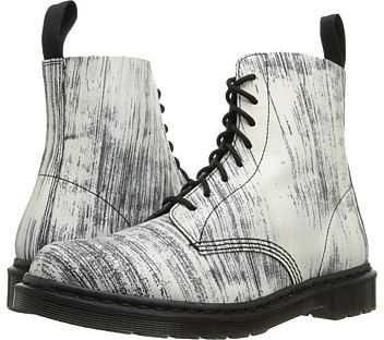 Dr. Martens Dr. Martens Pascal 8-Eye Painter Leather