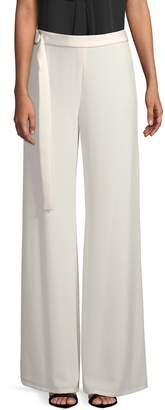 Alexis Women's Polka-Dot Wide Leg Trousers