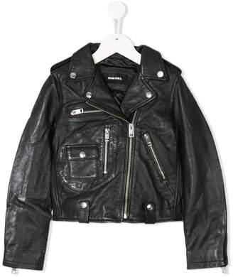 Diesel JMorgan biker jacket