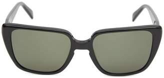 Ally Capellino Oversized Retro Sunglasses
