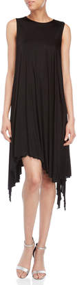 Faith Connexion Draped Sleeveless Dress