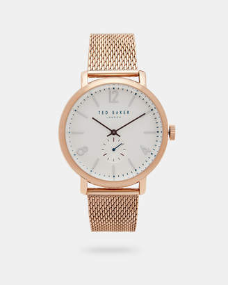 Ted Baker OLIVERG Mesh strap watch