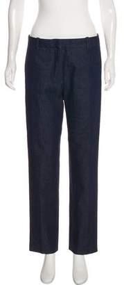 3.1 Phillip Lim Mid-Rise Straight-Leg Jeans w/ Tags