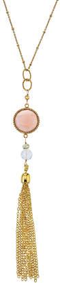 Alanna Bess Jewelry Tassle Necklace