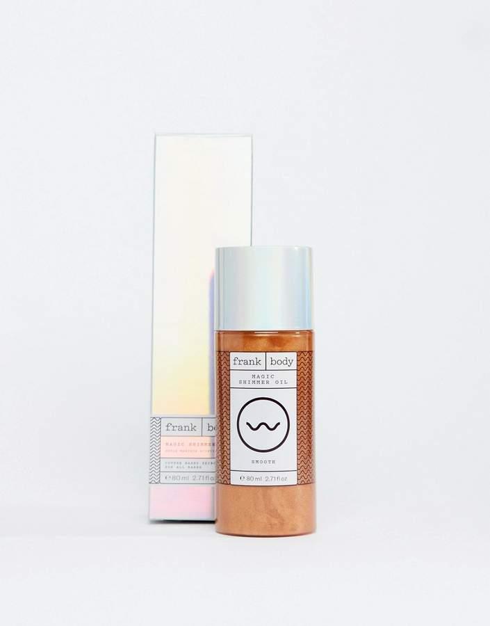 Frank Body Magic Shimmer Oil
