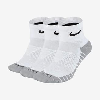 Nike Training Ankle Socks (3 Pairs Everyday Max Cushioned