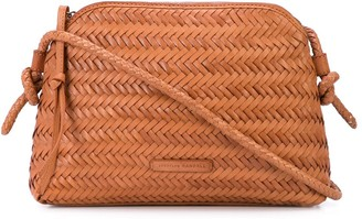 Loeffler Randall woven cross body bag