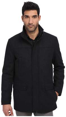 Kenneth Cole Reaction Wool Car Coat Men's Coat