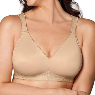 Playtex 18 Hour Side & Back Smoothing With Cool Comfort Wireless Full Coverage Bra-4049