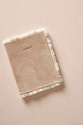 Anthropologie Fringed Zora Journal