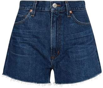 Citizens of Humanity Kristen High Rise Denim Shorts