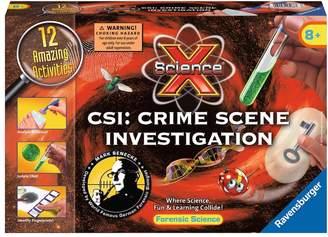 Ravensburger Kohl's Science X Midi CSI: Crime Scene Investigation Kit