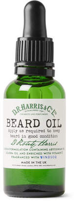 D.R. Harris D R Harris - Beard Oil, 30ml - Green