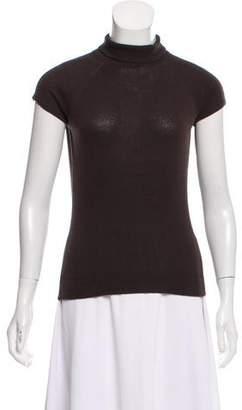 Max Mara 'S Knit Short Sleeve Top