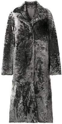 Drome reversible long coat