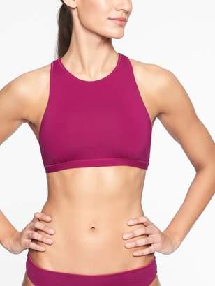 Athleta Makaha High Neck Reversible Bikini