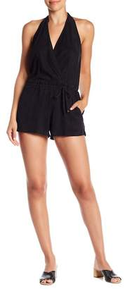 Young Fabulous & Broke YFB by Sail Open Back Romper