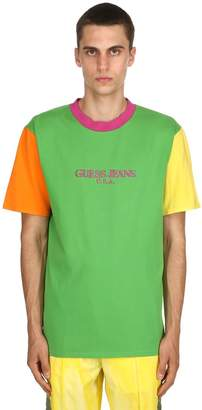 GUESS Farmers Market Cotton Jersey T-Shirt