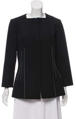 Narciso Rodriguez Square-Neck Evening Jacket w/ Tags