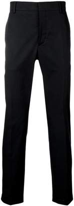Prada mid-rise tailored trousers