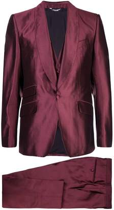 Dolce & Gabbana Sicilia three piece suit