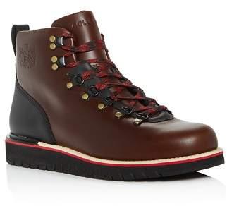 Cole Haan Men's GrandExplore Alpine Waterproof Leather Hiker Boots
