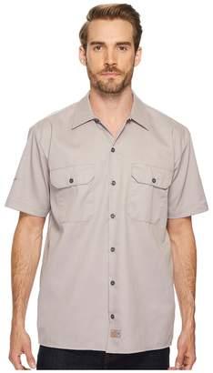 Dickies Short Sleeve Work Shirt Men's Short Sleeve Button Up