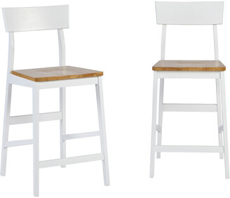 Progressive Furniture Set Of 2 Counter Chair