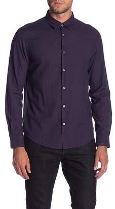 John Varvatos Mayfield Solid Slim Fit Shirt