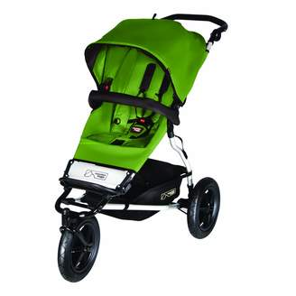 Mountain Buggy Urban Jungle Limited Edition Stroller