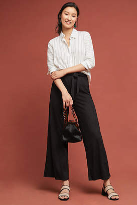 Anthropologie Kearney Wide-Leg Pants