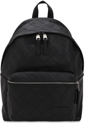 Eastpak 24l Pak'r Quilted Leather Backpack