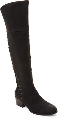 Vince Camuto Black Bolina Knee-High Boots