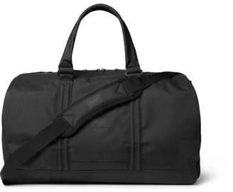 Herschel Foundation Canvas Duffle Bag - Men - Black