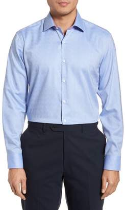 Tailorbyrd Ashur Trim Fit Solid Dress Shirt