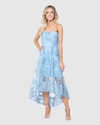Pilgrim Allie High Low Dress
