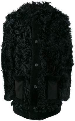 Diesel Black Gold Lanilon-FS coat