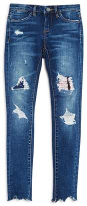 BLANKNYC Girls' Skinny Rip & Repair Jeans - Sizes 7-14 $52 thestylecure.com